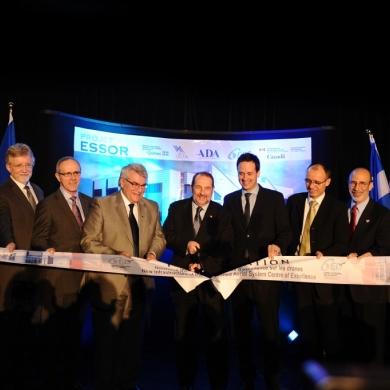 Inauguration du CED