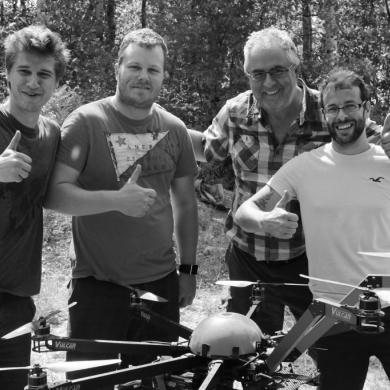 Le Centre d'excellence sur les drones accueille 2 nouveaux membres