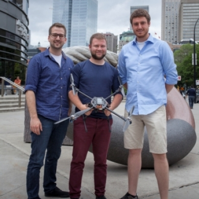 ARA Robotique joint son expertise au Centre d'excellence sur les drones